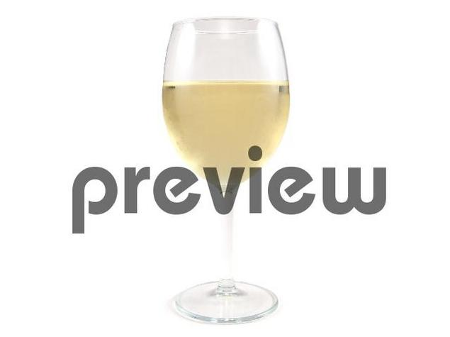 Product picture White Wine Glass Stock Photo - Royalty Free Image